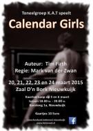 affiche calendar girls
